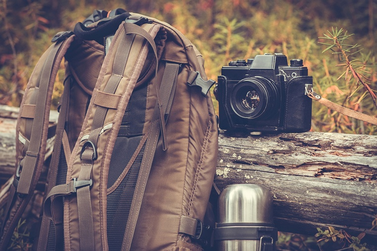 Hiking with A Camera