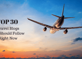 Top 30 Travel Blogs You Should Follow Right Now