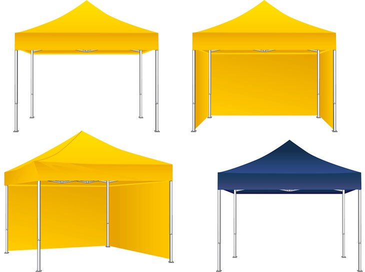 best pop up canopy for camping