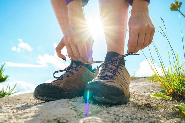 best hiking boots for $100